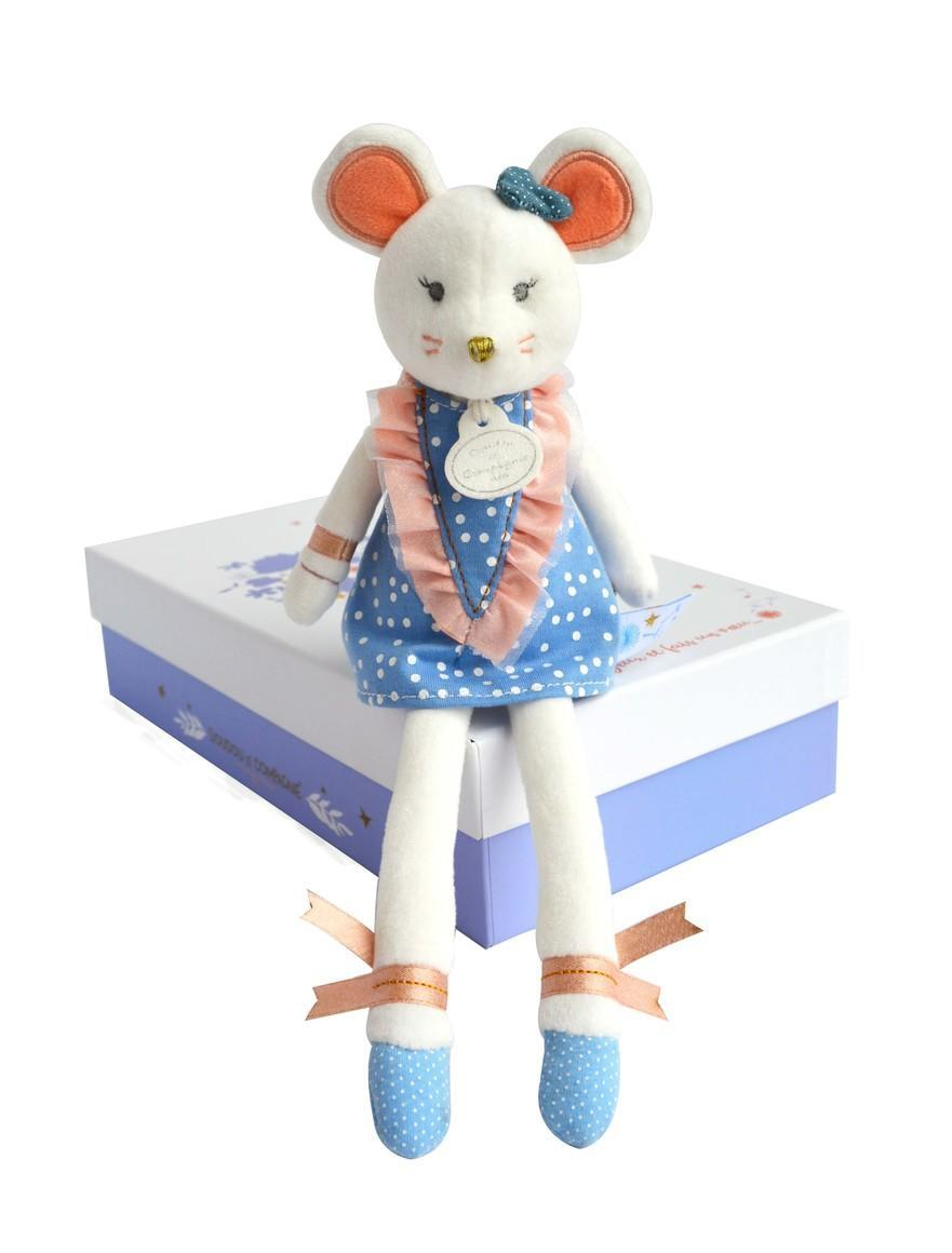 mouse doll 26cm + gift box   Trada Marketplace