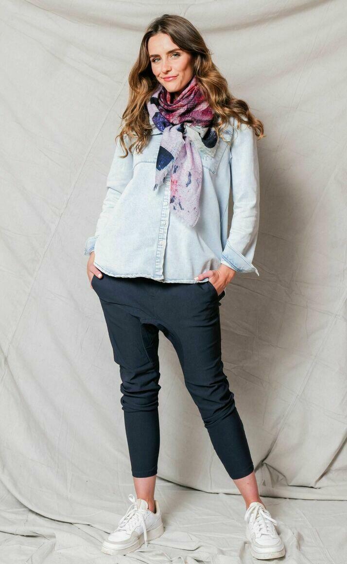 Merino wool scarf | ESPOIR | Trada Marketplace