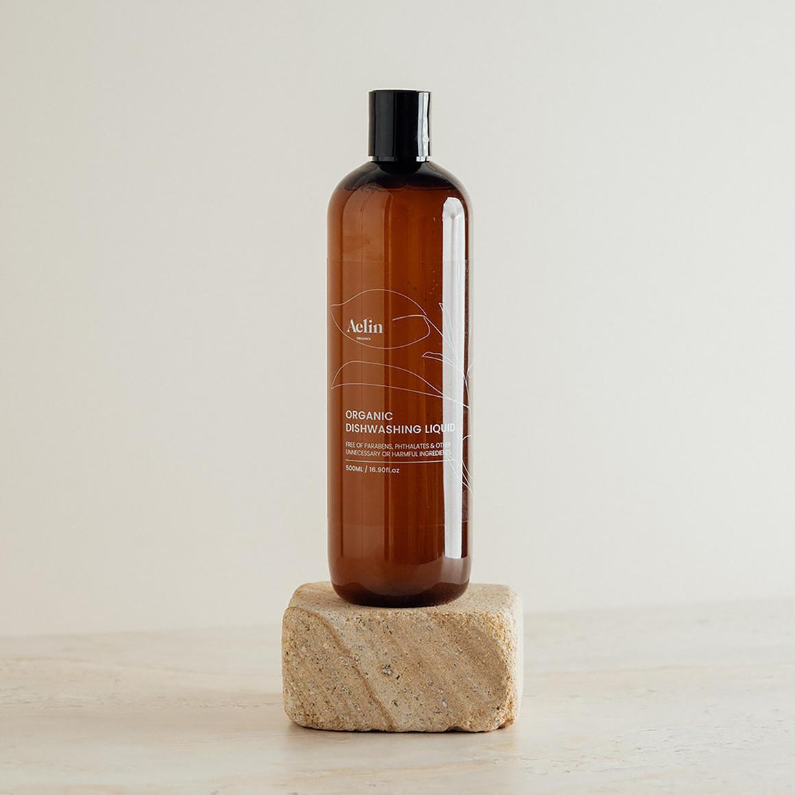 Certified Organic Dishwashing Liquid - 500ml   Trada Marketplace