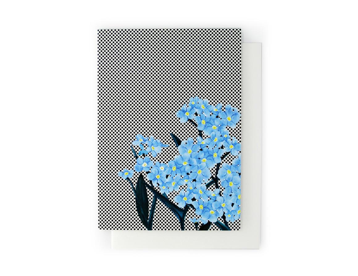 ELDERFLOWER & COCONUT Artisan Greeting Card | Trada Marketplace
