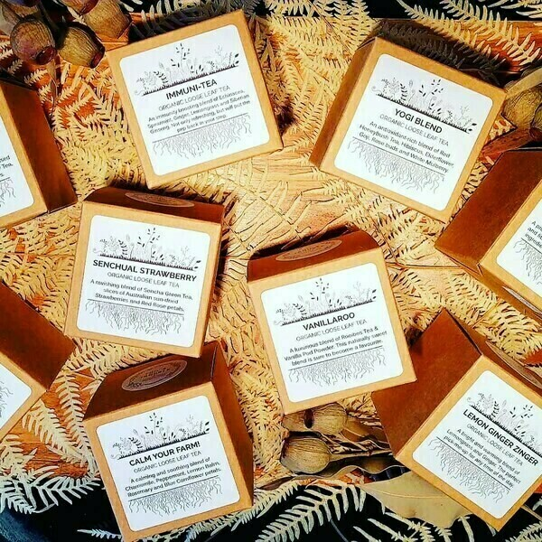 Toil & Trouble Teas & Infusions | Trada Marketplace