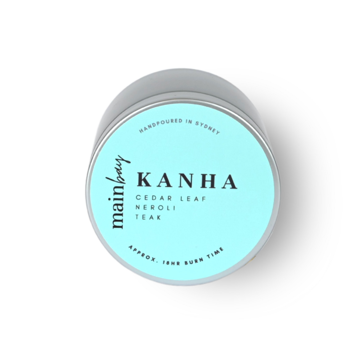 Kanha | Neroli, Cedar Leaf, Teak | Tin Collection | Trada Marketplace