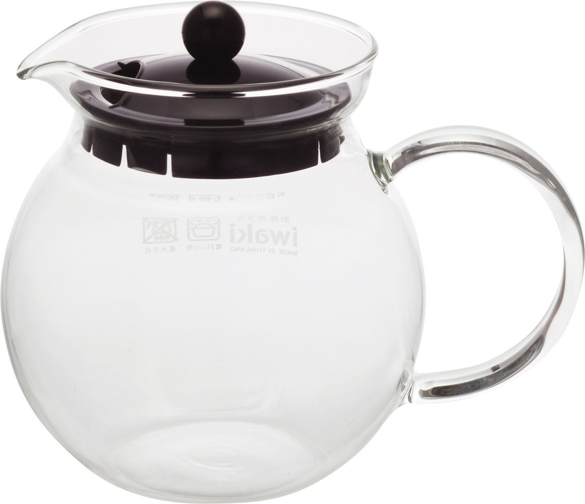 Jumping Teapot Black Lid | Trada Marketplace
