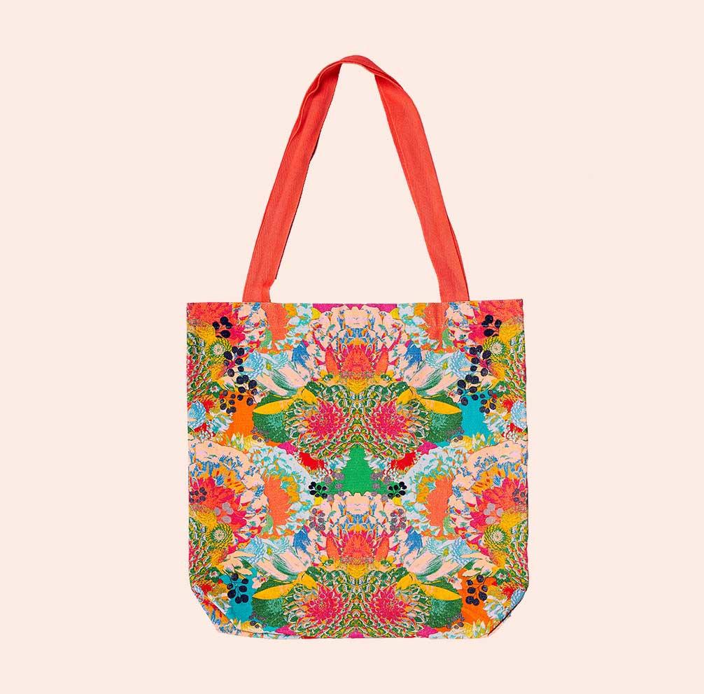 Bloom Tote Bag   Trada Marketplace