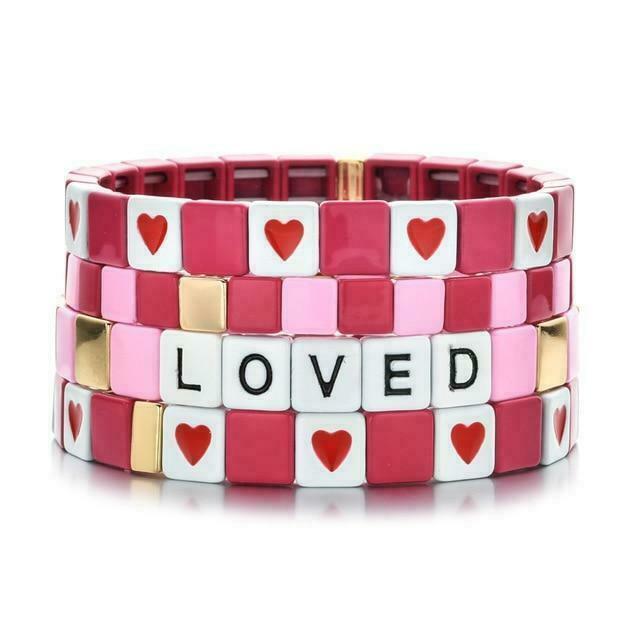Loved - Bracelet Set | Trada Marketplace