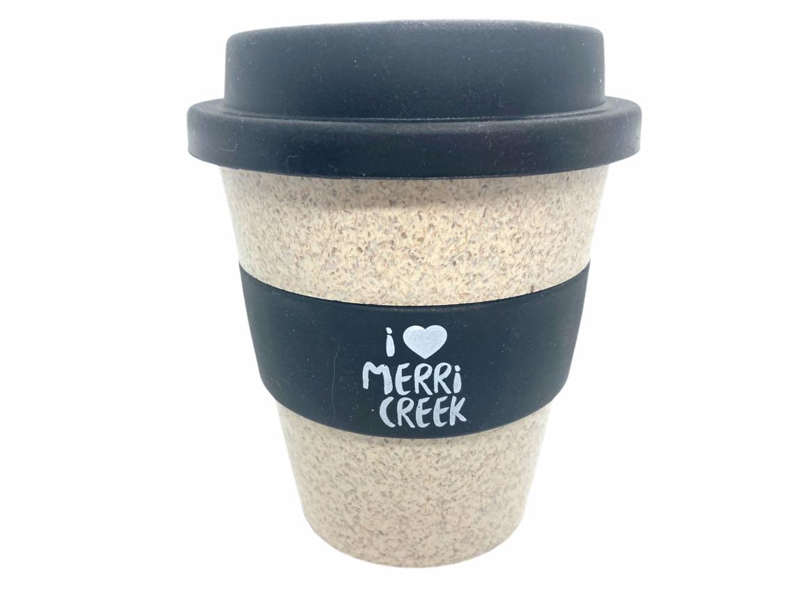 I Heart Merri Creek Resuable Coffee Cup   Trada Marketplace
