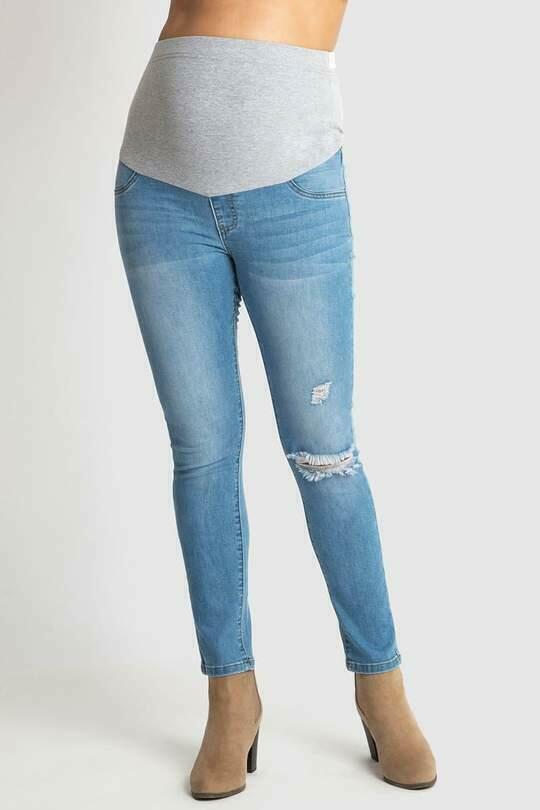 Girlfriend Above Bump Maternity Jeans | Trada Marketplace