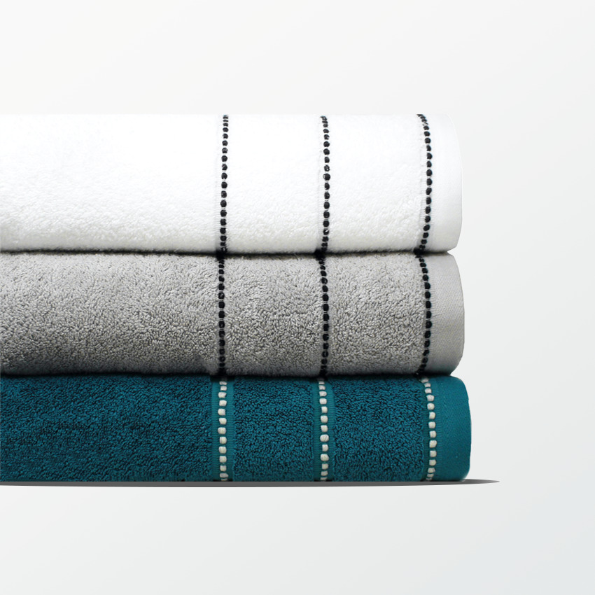 RC REEF Towel Collection  - Storm Grey - Hand Towel   Trada Marketplace