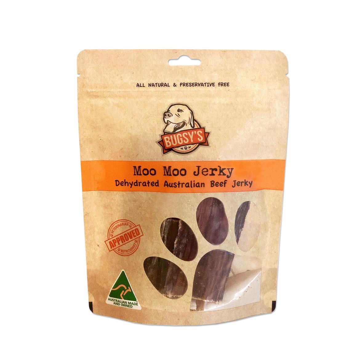 Moo Moo Jerky | Dehydrated Australian Beef 70g | Trada Marketplace
