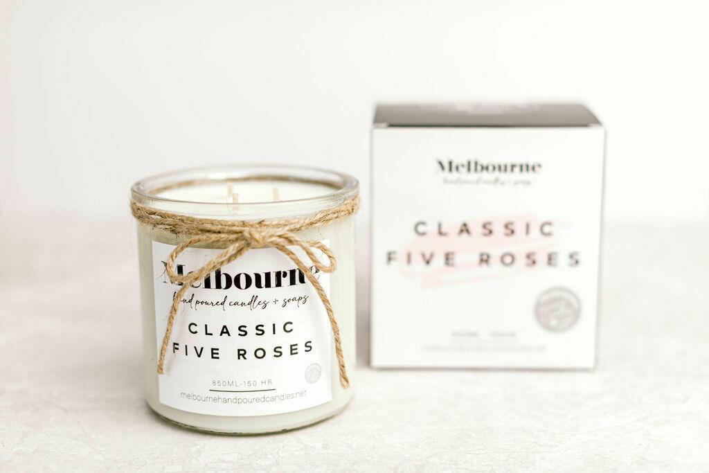 Rustic Candle | Trada Marketplace