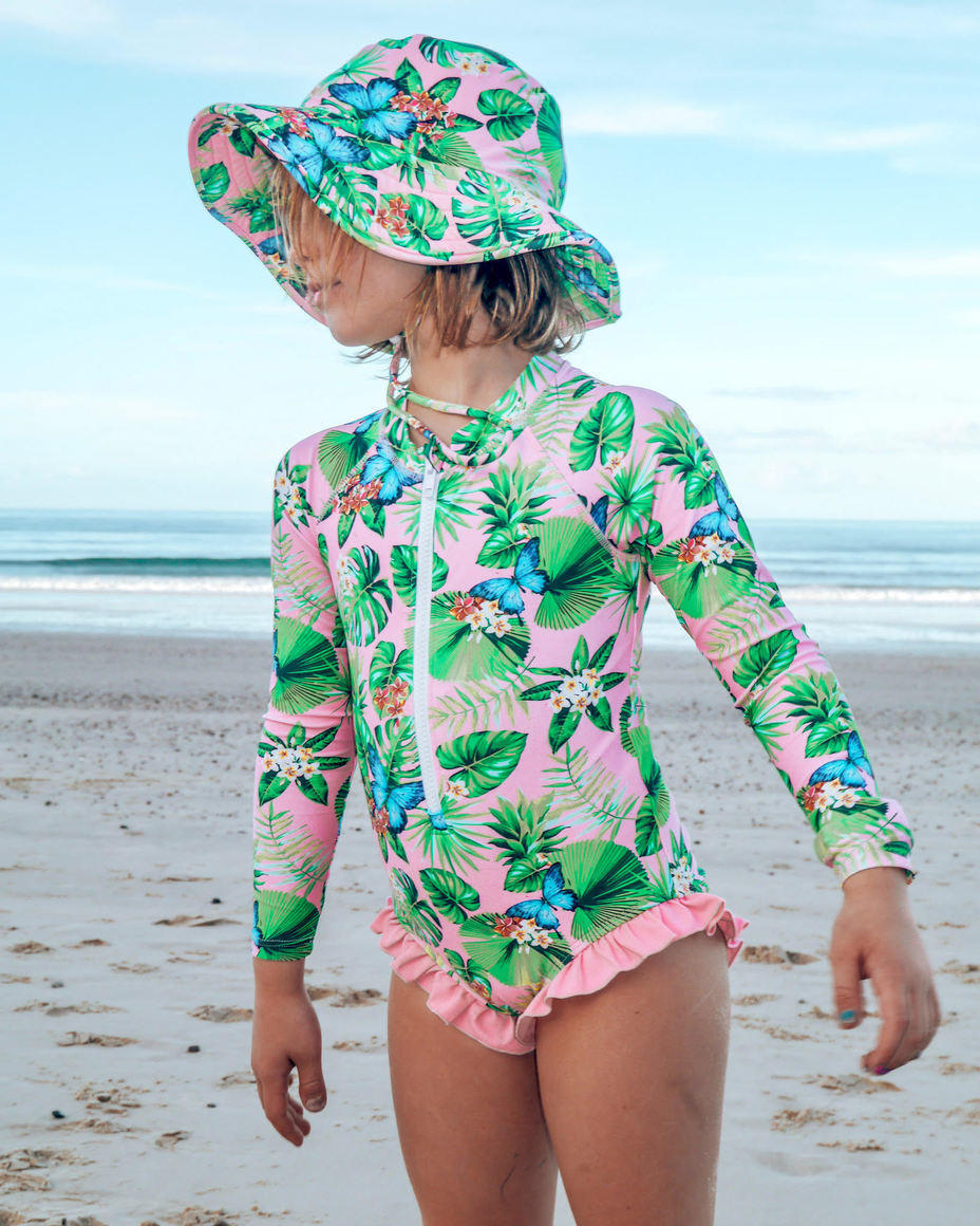 Ulysses by the Sea Girls Swimsuit | Trada Marketplace