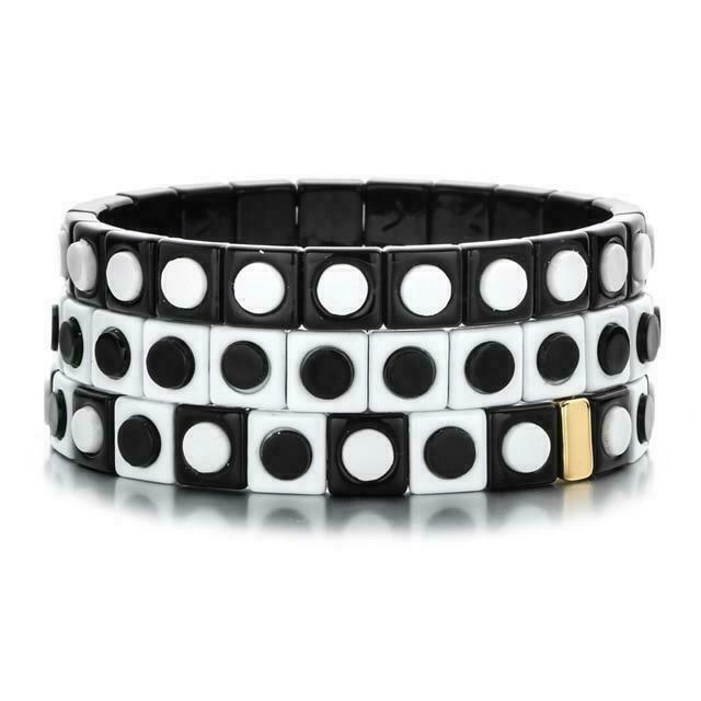 B&W - Bracelet Set | Trada Marketplace