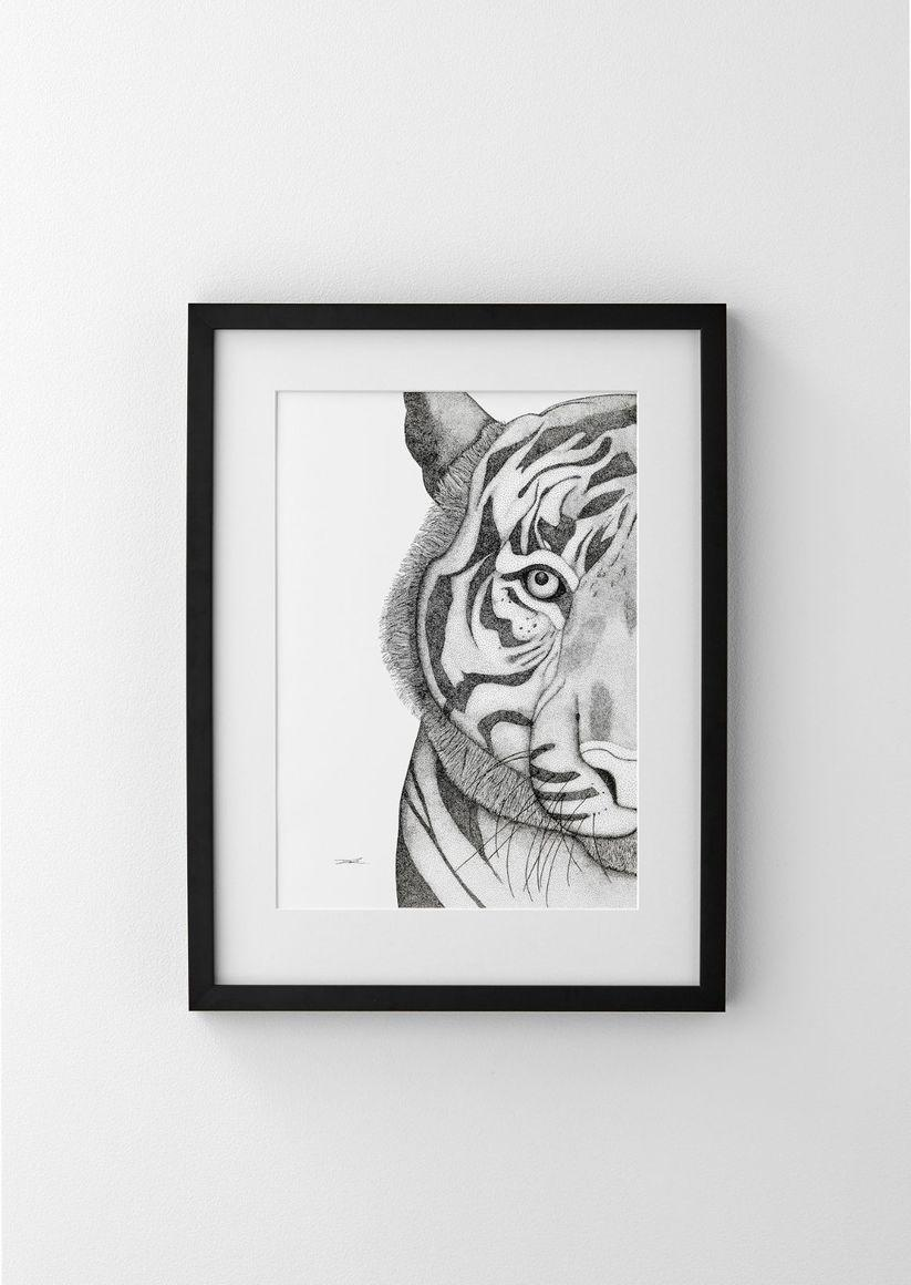 Timothy the Tiger   Trada Marketplace