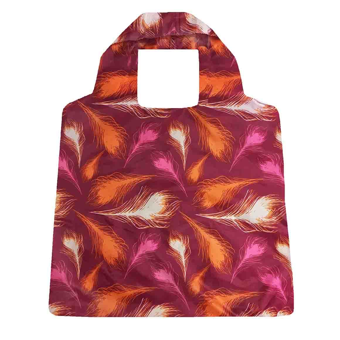 Feather Puff SAKitToMe Foldable Shopping Bag  | Trada Marketplace