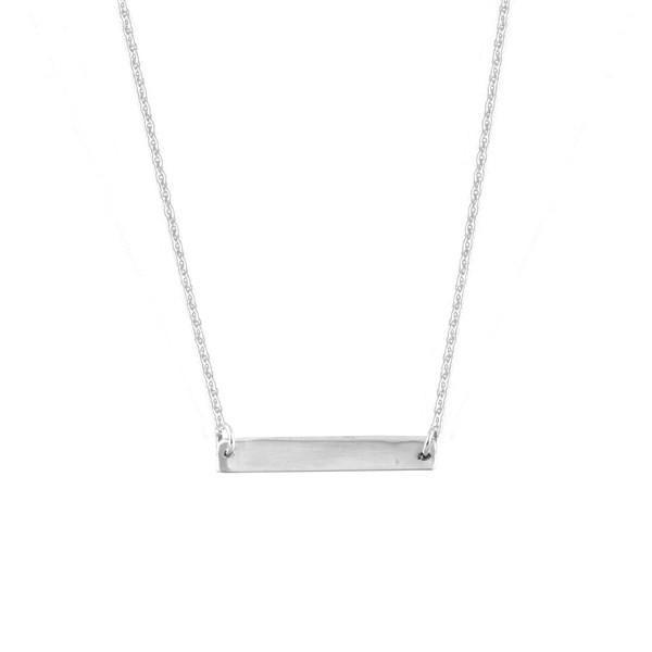 Bar Necklace | Trada Marketplace