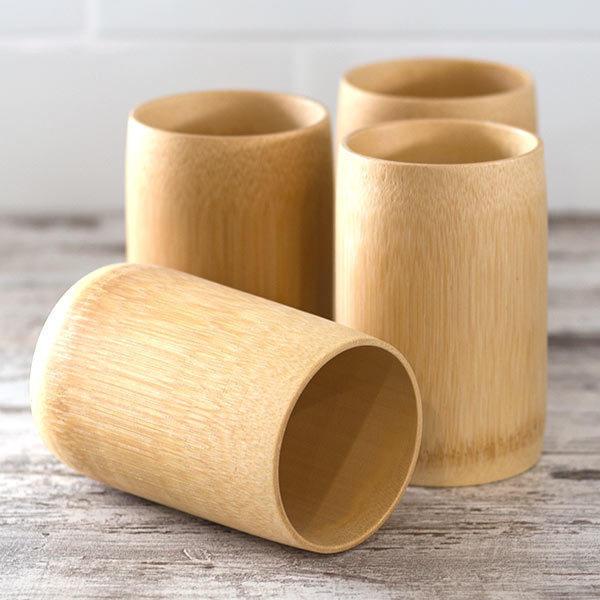 Bamboo Cups | Trada Marketplace
