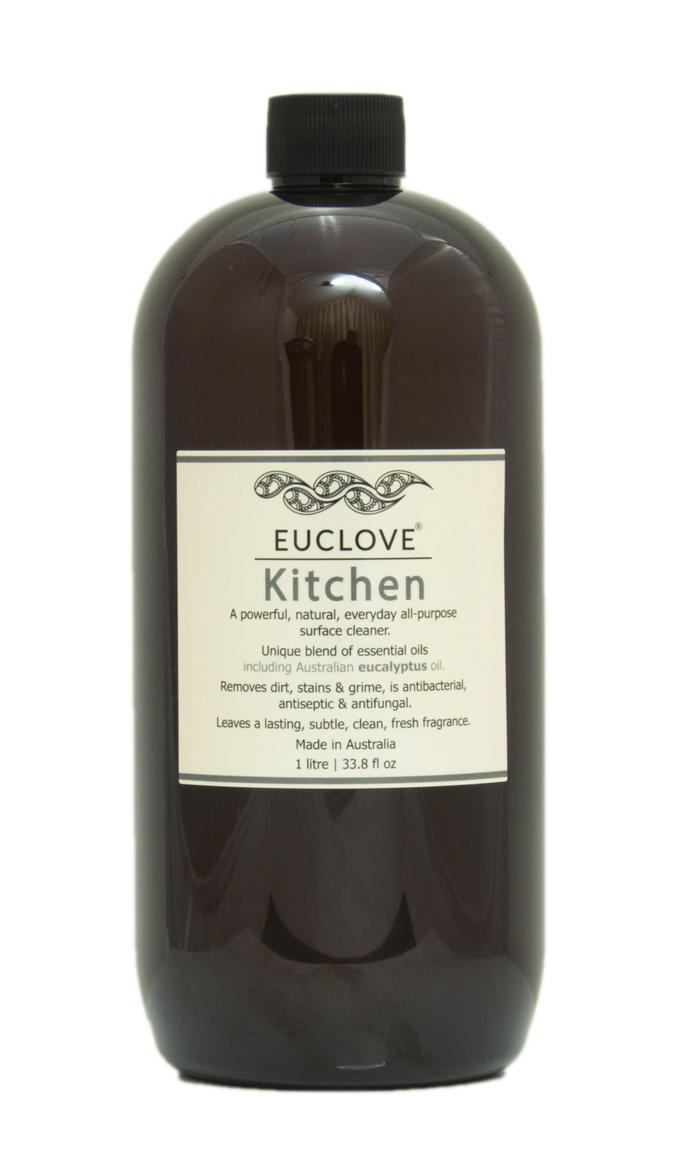 Euclove Kitchen Cleaner 5 litre refill - 5x 1 litre bottles | Trada Marketplace