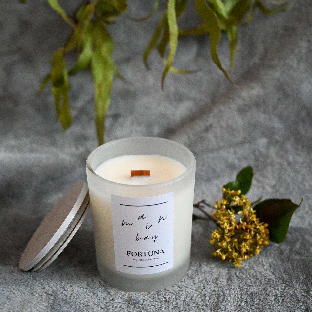Fortuna 165g Milieu Candle | Trada Marketplace