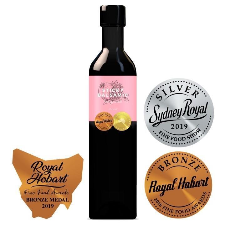 Sticky Balsamic Premium Pomegranate   Trada Marketplace