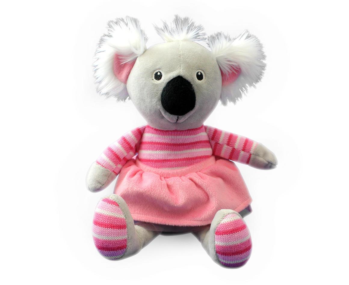 Plush Toy Koala - Pink    Trada Marketplace