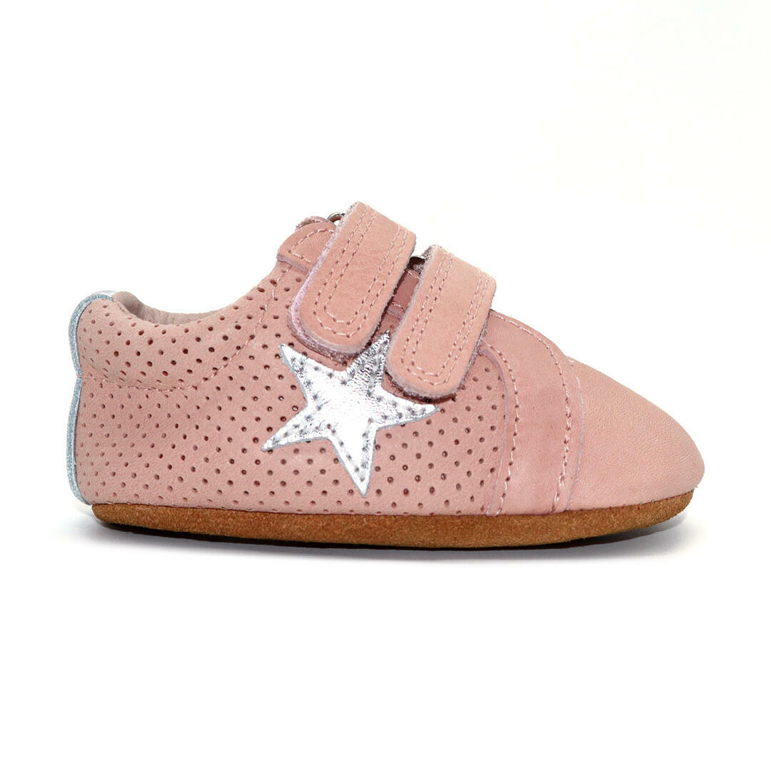 Lonnie Baby Sneaker - Pink | Trada Marketplace