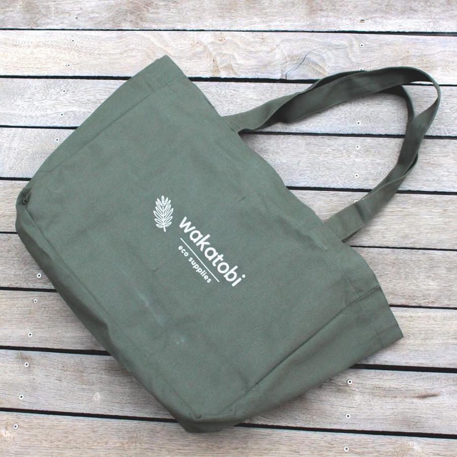Organic Cotton Shopping Bag   Trada Marketplace