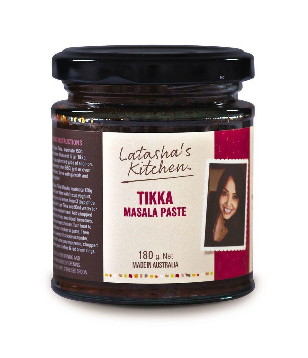 Tikka Masala Paste - MED-HOT - Veg   Trada Marketplace
