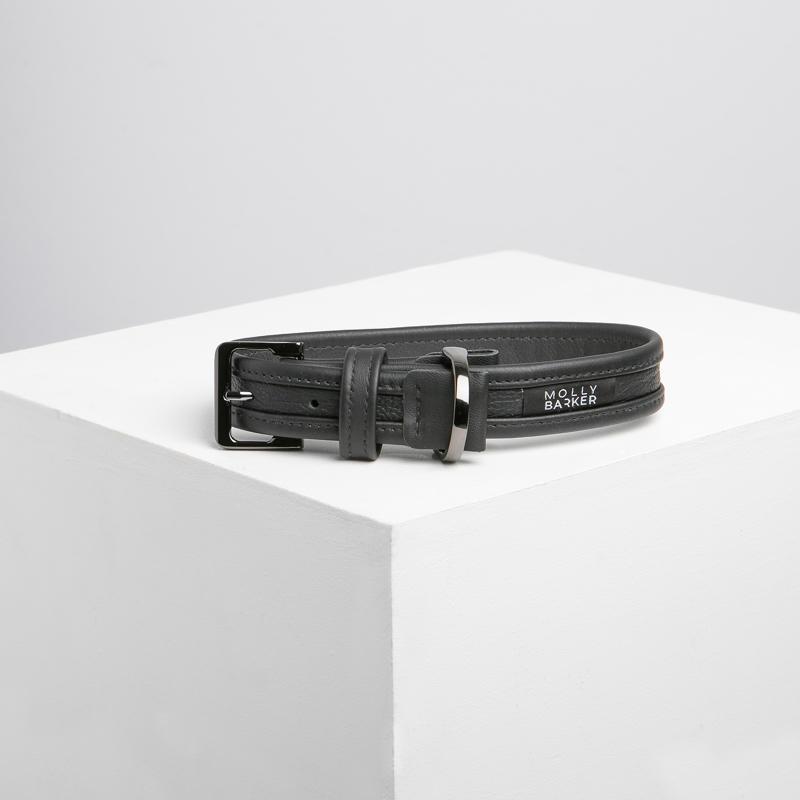 Sasha Dog Collar Black | Trada Marketplace