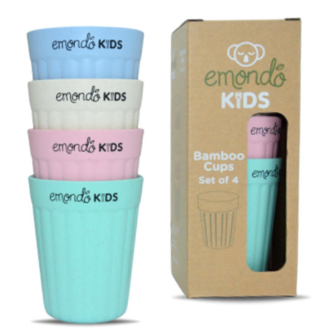 Eco Cups (set of 4) | Trada Marketplace