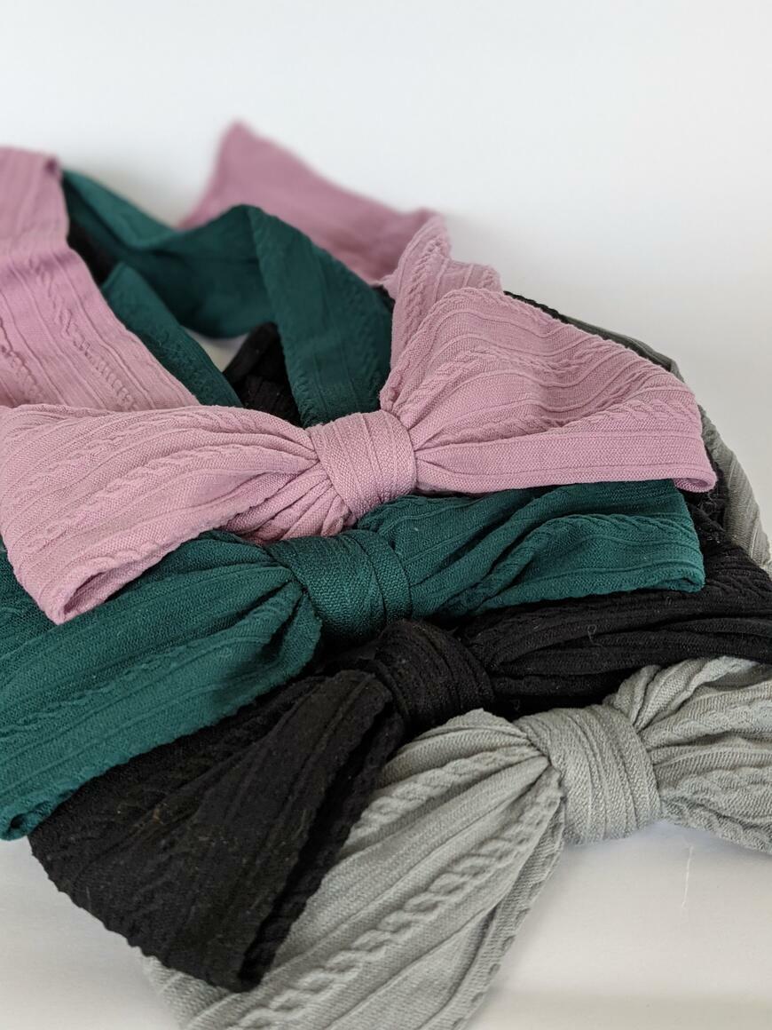 Large Bow Headband | Trada Marketplace