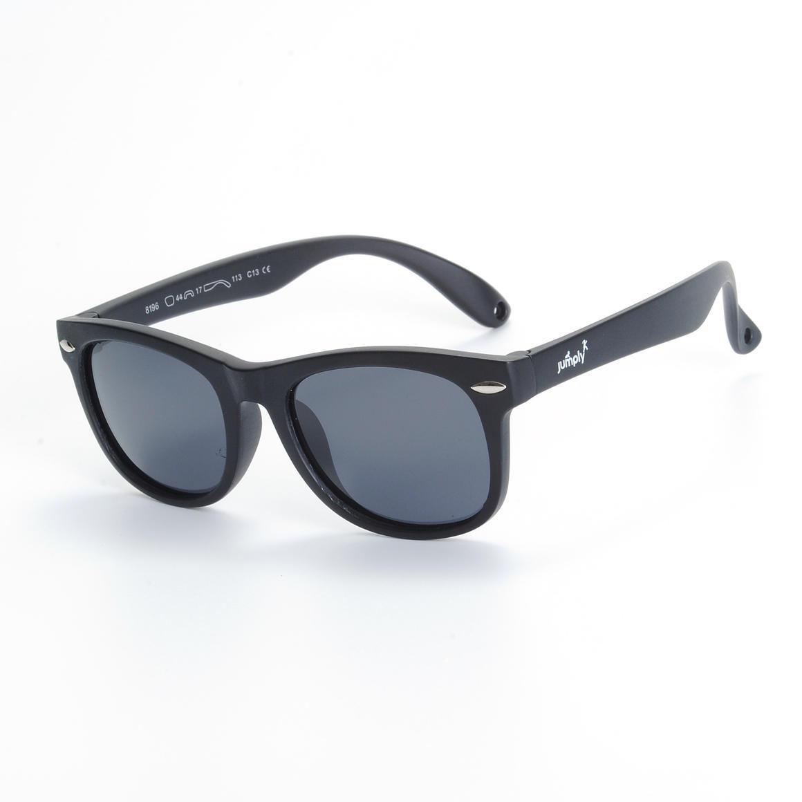 Baby & Toddler Flex Frame Sunglasses - Matte Black | Trada Marketplace