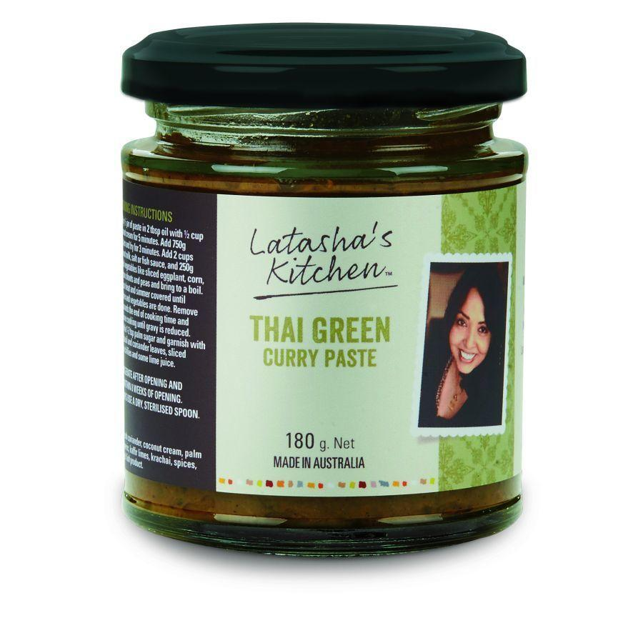 Thai Green Curry Paste - MED   Trada Marketplace
