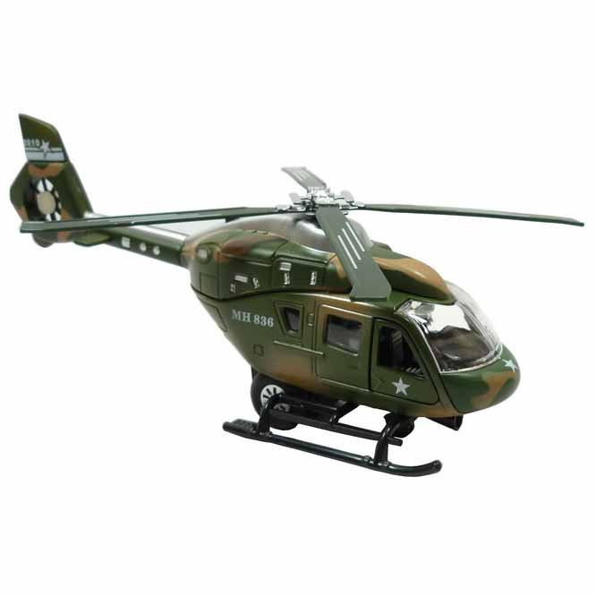 Die Cast Military Helicopter   Trada Marketplace