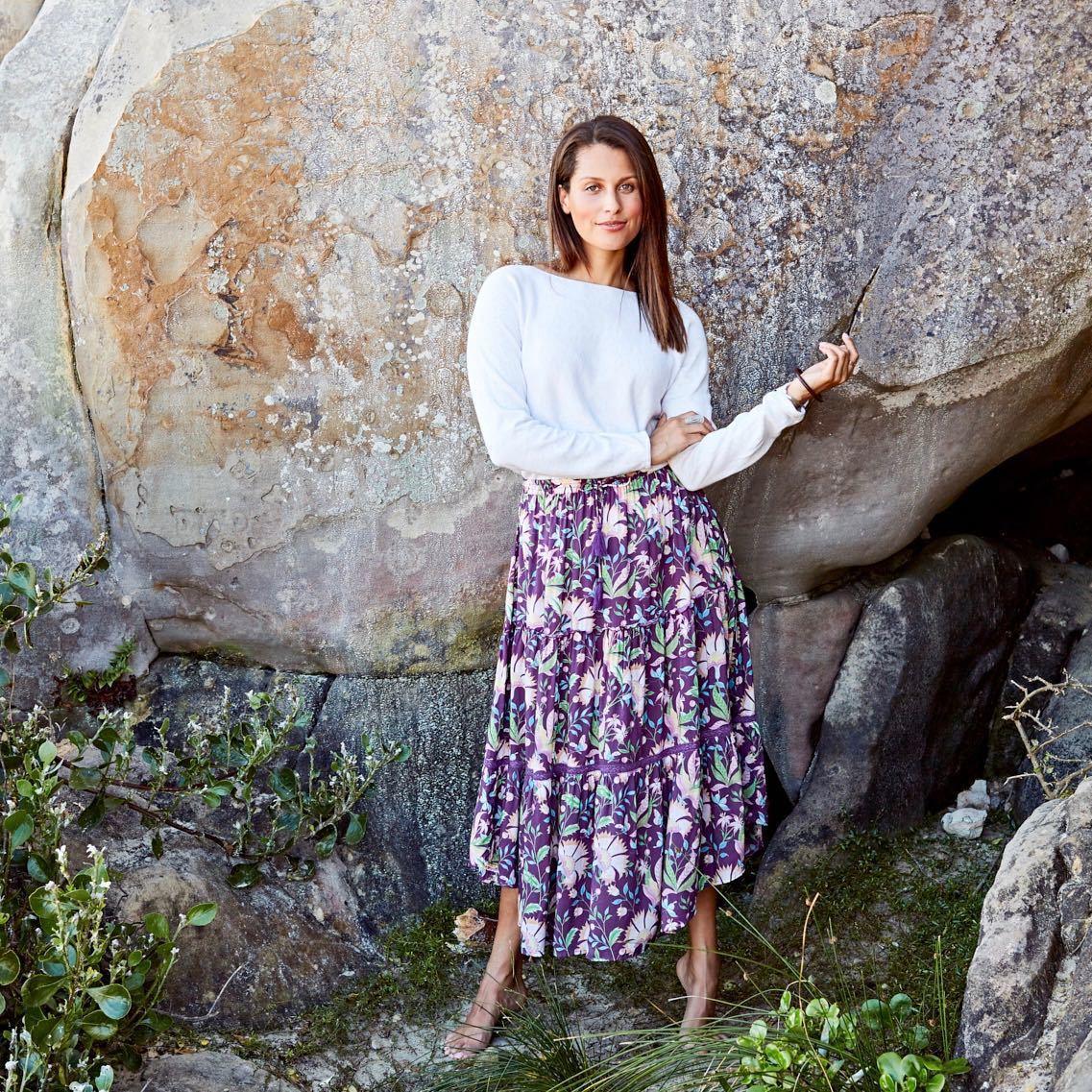 Berry dream boho skirt (pack of 2) | Trada Marketplace