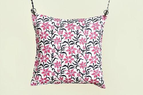 Asiyah Pink Cushion | Trada Marketplace