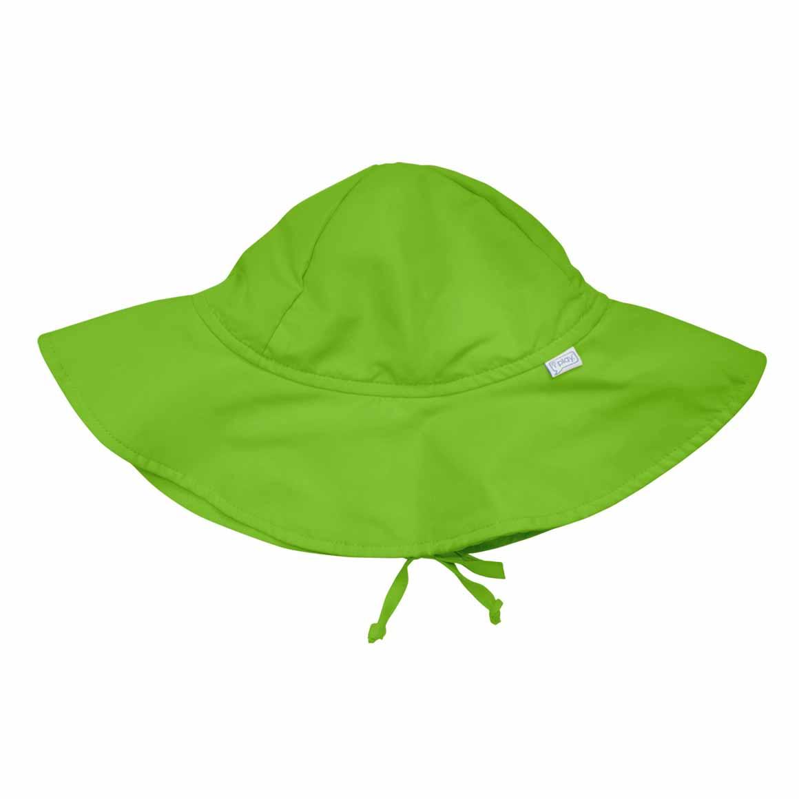 Brim Sun Protection Hat-Green | Trada Marketplace