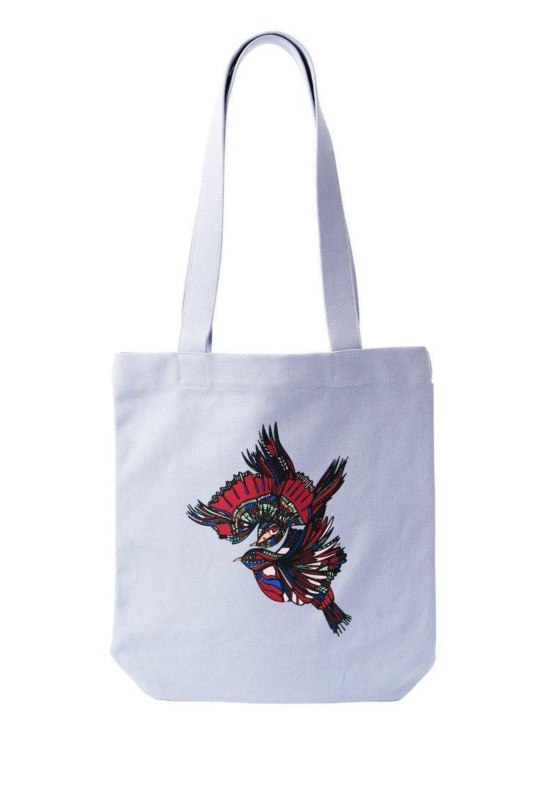 Love Birds Tote Bag | Trada Marketplace