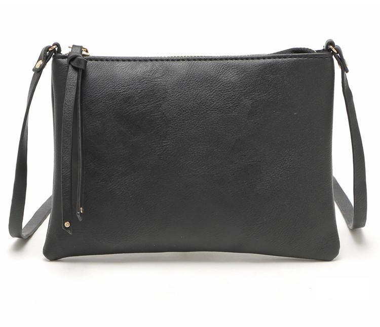 THSB1004: Black: Avalon Cross Bag | Trada Marketplace