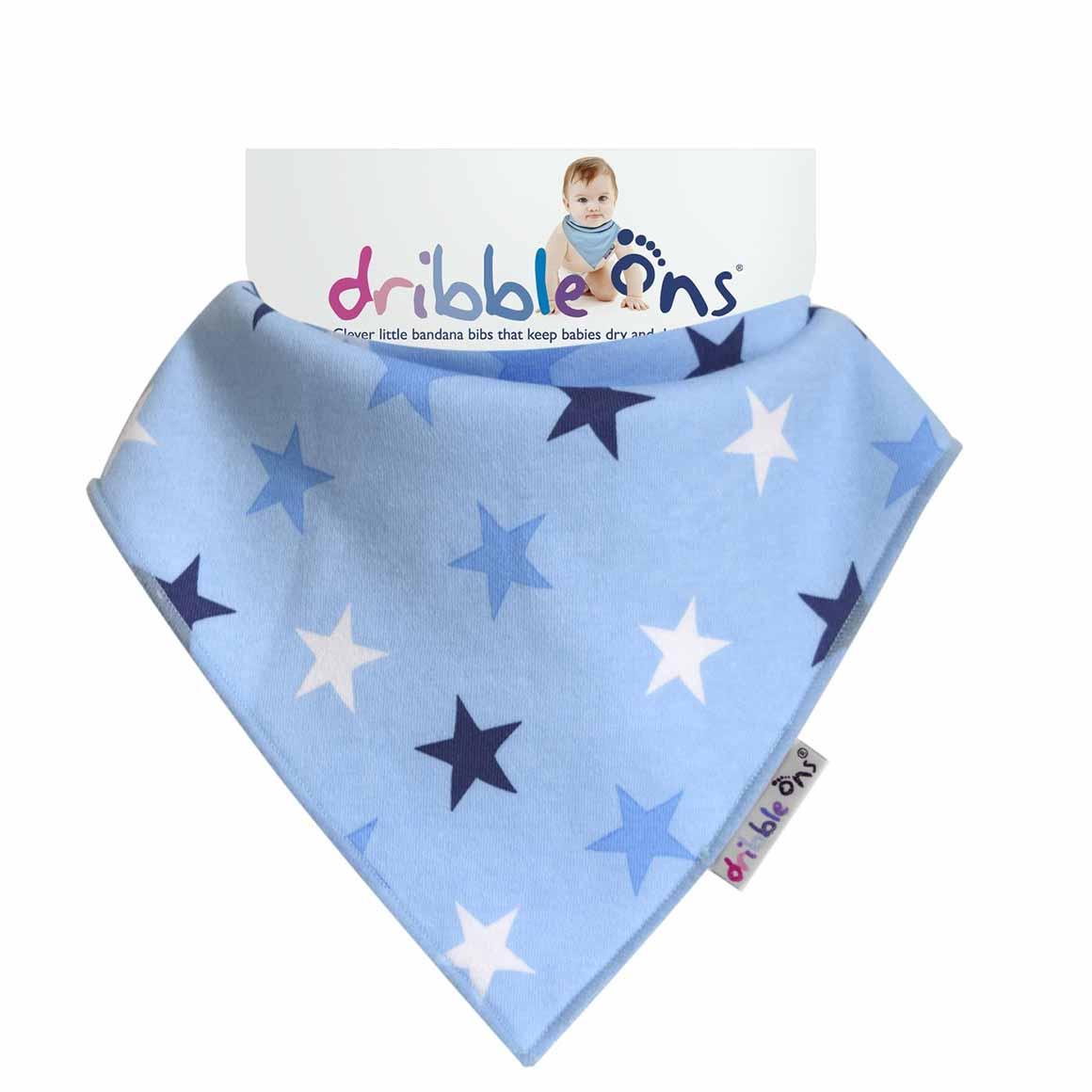 DRIBBLE ONS  BIB Blue Star | Trada Marketplace