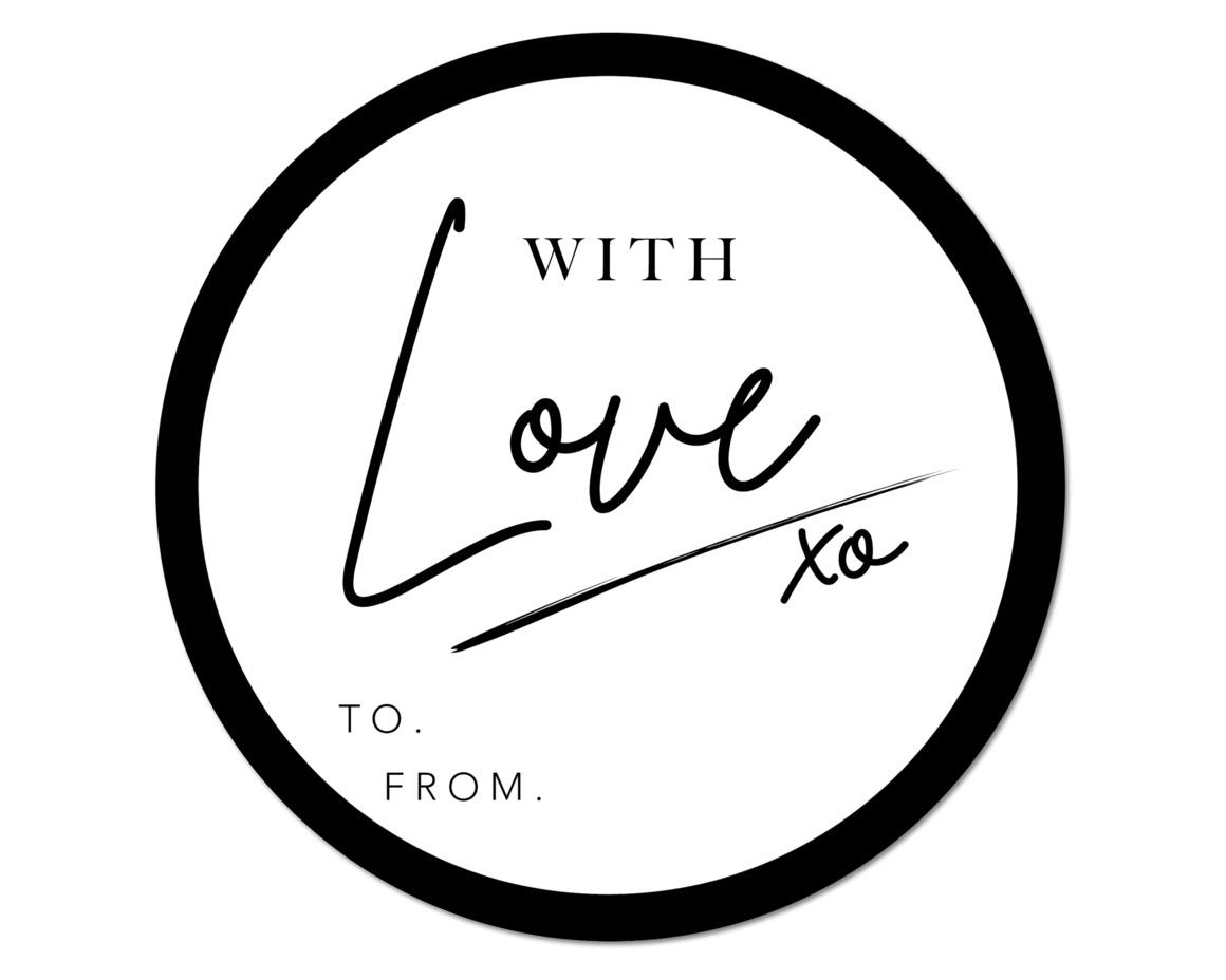 LOVE 2 - SET OF 6 | Trada Marketplace