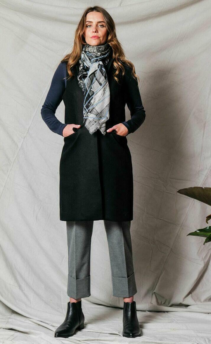 Merino wool scarf | PREQUEL | Trada Marketplace