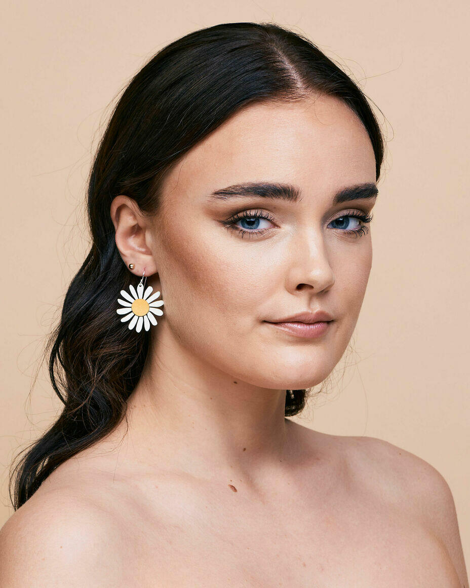 Daisy earrings | Trada Marketplace