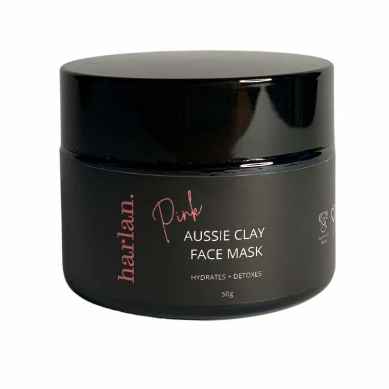 Aussie Pink Clay Face Mask | Trada Marketplace
