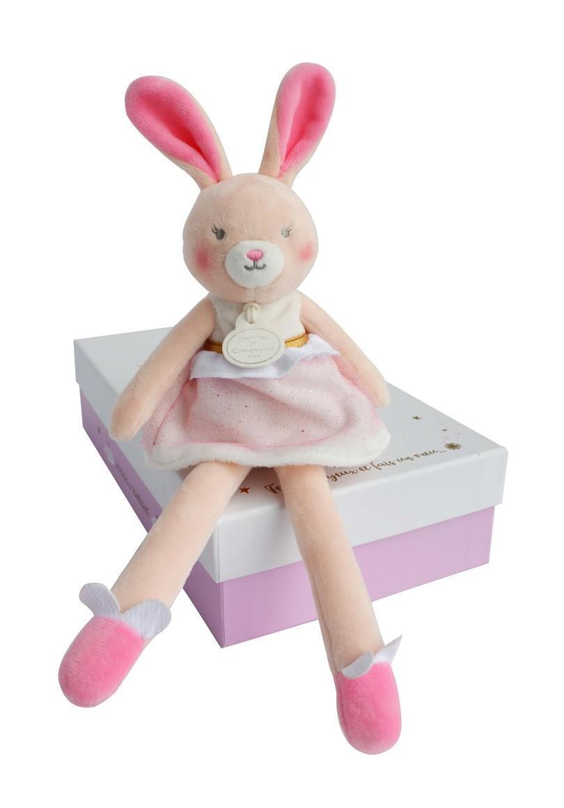 lapin doll 26cm + gift box   Trada Marketplace
