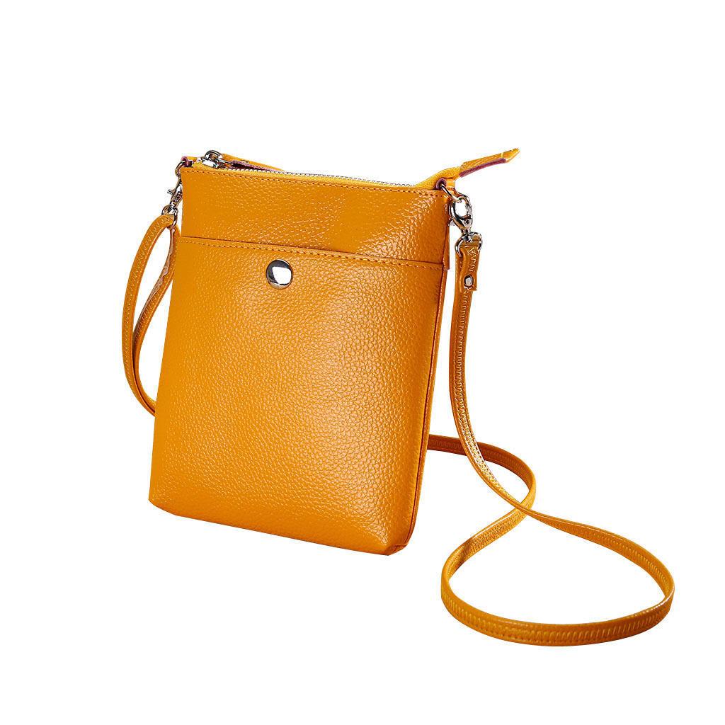 THSB1002: Mustard: Amanda Cross Bag | Trada Marketplace