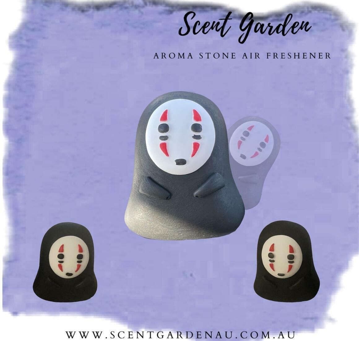 Aroma Stone Car Air Freshener ( No Face ) | Trada Marketplace