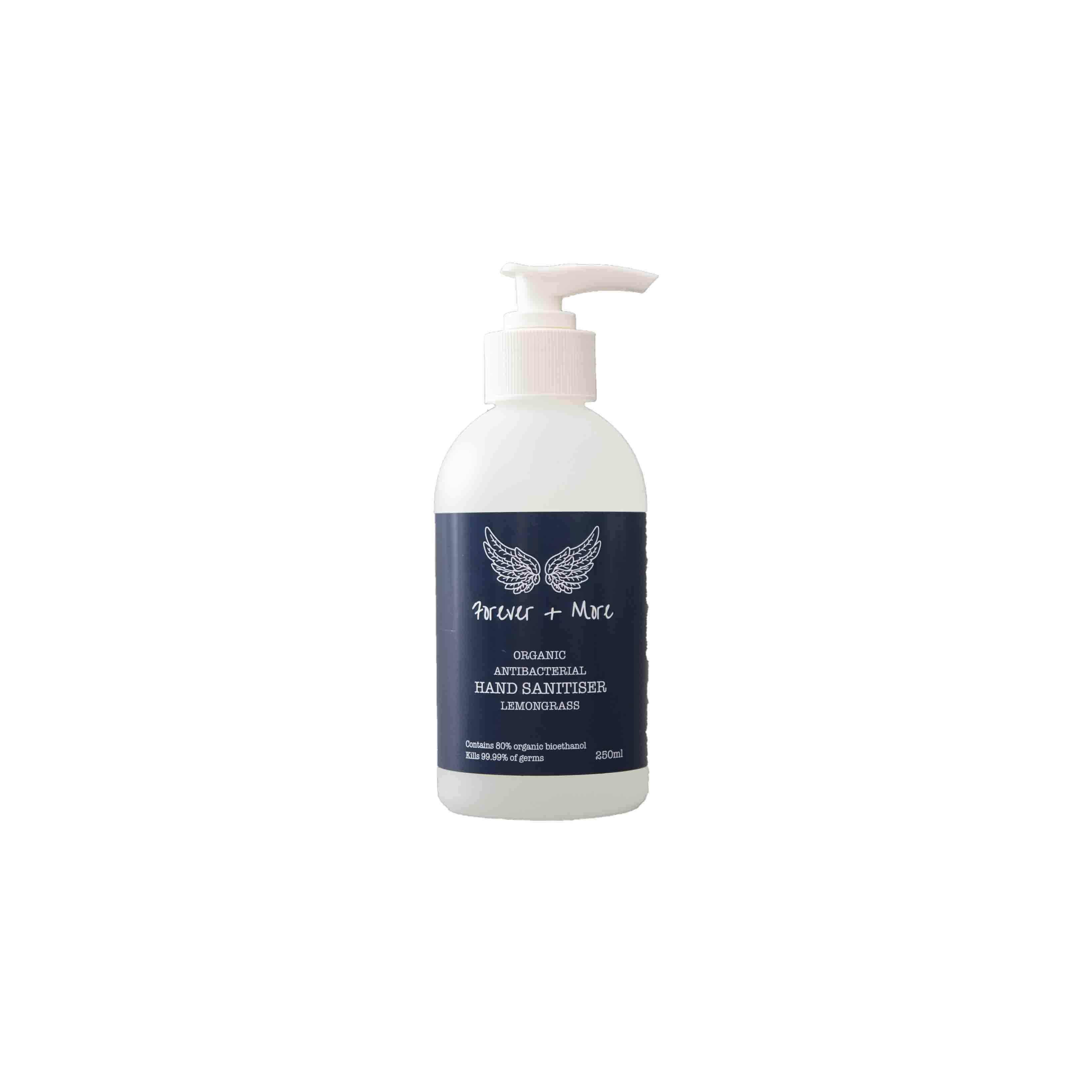 Organic Hand Sanitiser 250ml | Trada Marketplace