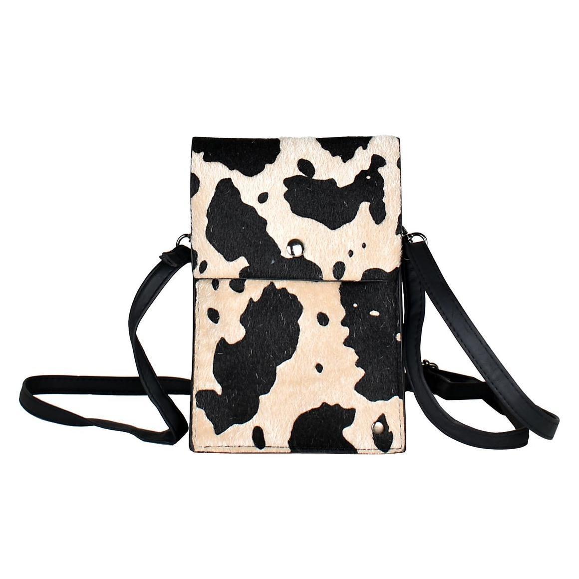 THSB1009: Brown: Animal Print Cross Bag | Trada Marketplace
