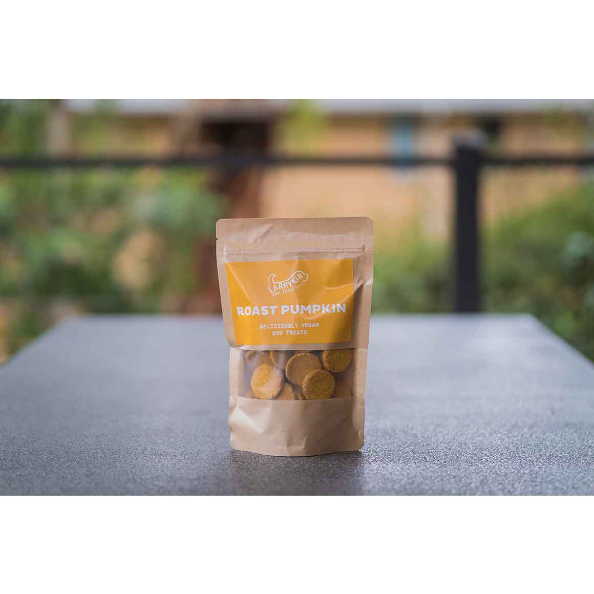 Roast Pumpkin Treats (250 grams)   Trada Marketplace