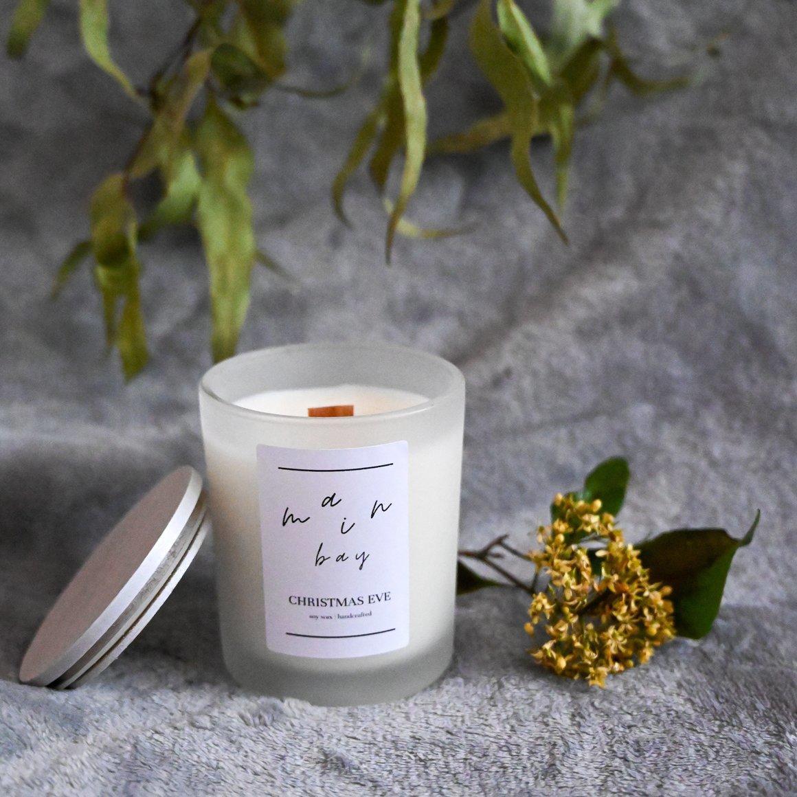 Christmas Eve 165g Milieu Candle | Trada Marketplace